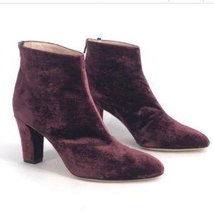 SJP Minnie Velour Boots